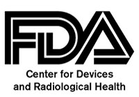 Logo for the Center for Devices and Radiological Health at the FDA