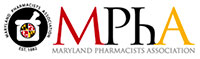 Official logo for the Maryland Pharmacists Association.