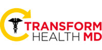 Official logo for Transform Health MD.