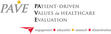Artwork for Patient-Driven Values in Healthcare Evaluation