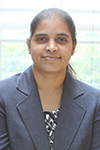 Mathangi Gopalakrishnan, MS, PhD - Research Assistant Professor of Pharmacy Practice and Science